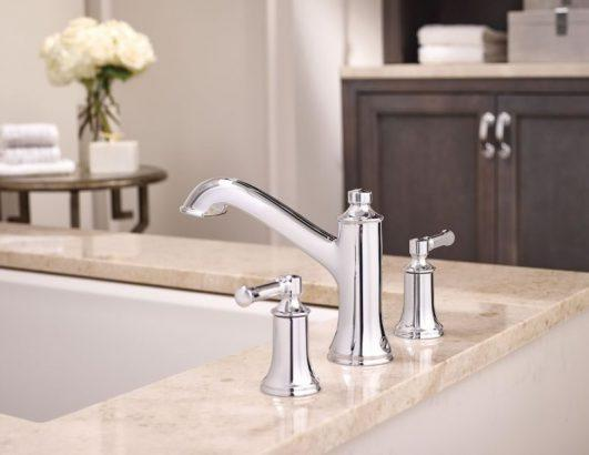 Moen bath spout
