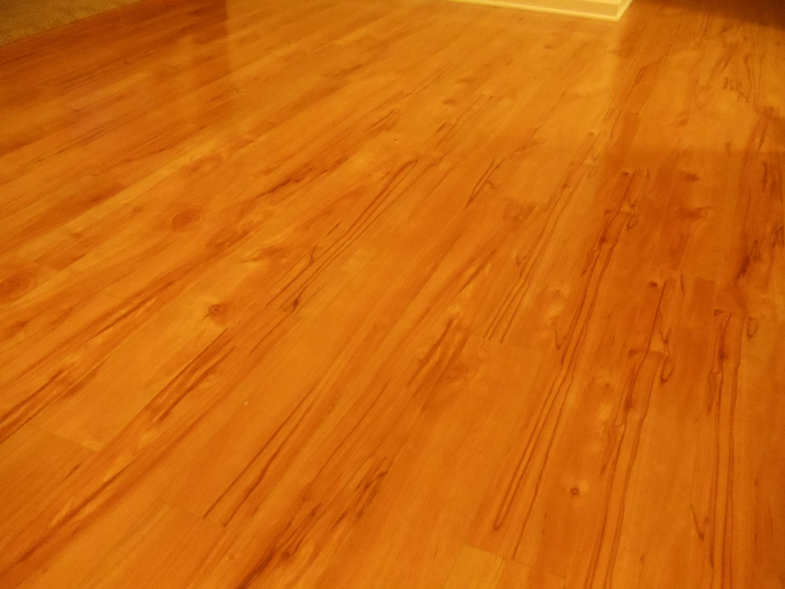 How to Install Interlocking Laminate Flooring - DIY Home