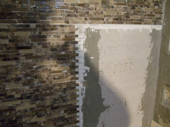 How to Glass Tile Shower Walls - DIY Home Repair