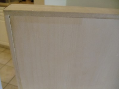 Cutting bar top board