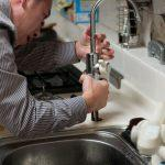 How to Drill Faucet Holes in Kitchen Counter Tops