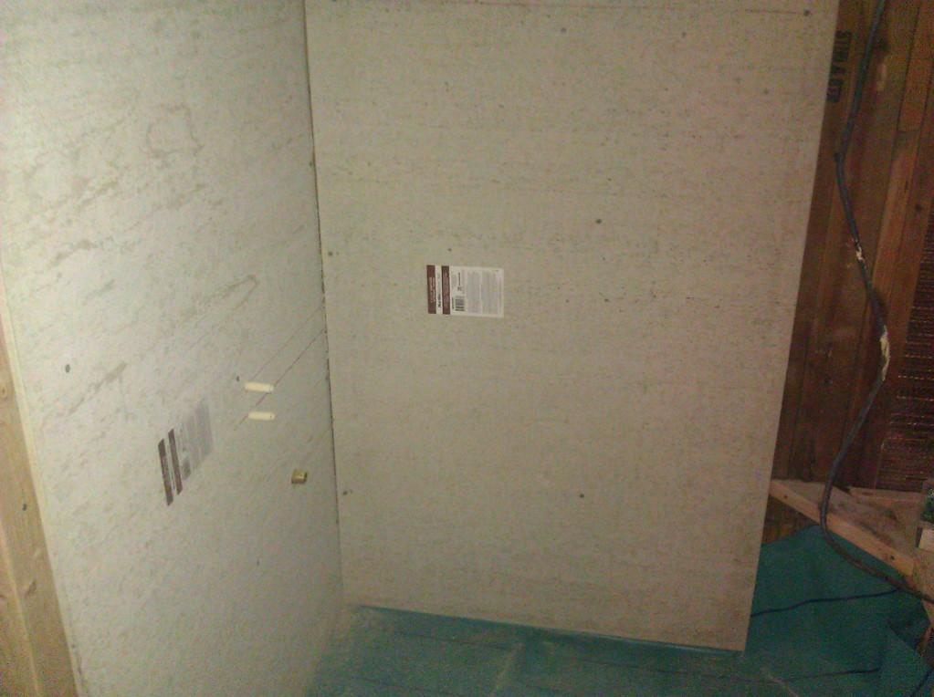 hardiebacker cement board installation instructions