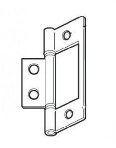 Types Of Bifold Door Hinges Diy Home Repair
