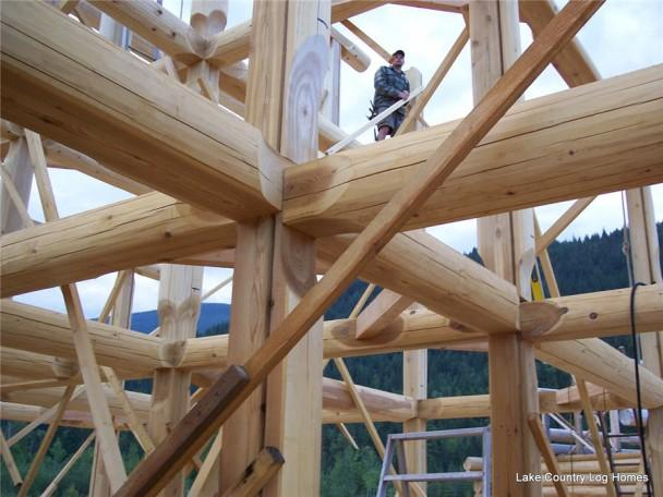 Post And Beam Home Building And Construction Diy Home Repair
